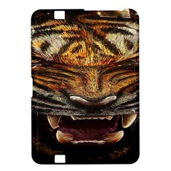 Tiger Face Kindle Fire Hd 8 9  by BangZart