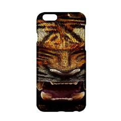 Tiger Face Apple Iphone 6/6s Hardshell Case