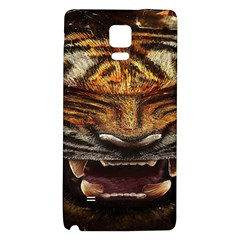 Tiger Face Galaxy Note 4 Back Case