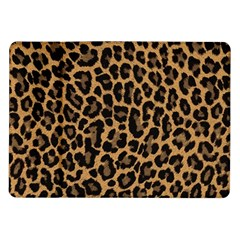 Tiger Skin Art Pattern Samsung Galaxy Tab 10 1  P7500 Flip Case