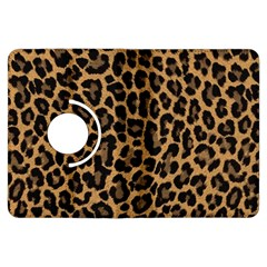 Tiger Skin Art Pattern Kindle Fire Hdx Flip 360 Case by BangZart