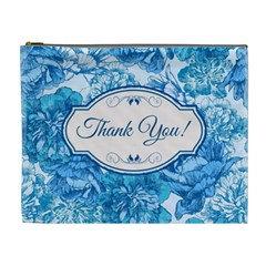 Thank You Cosmetic Bag (xl)