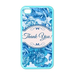 Thank You Apple Iphone 4 Case (color)