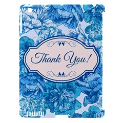 Thank You Apple Ipad 3/4 Hardshell Case (compatible With Smart Cover) by BangZart