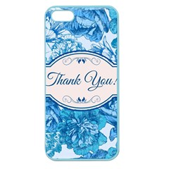 Thank You Apple Seamless Iphone 5 Case (color) by BangZart