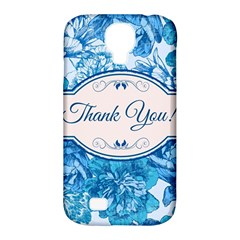 Thank You Samsung Galaxy S4 Classic Hardshell Case (pc+silicone) by BangZart