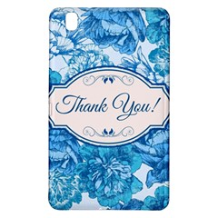 Thank You Samsung Galaxy Tab Pro 8 4 Hardshell Case by BangZart