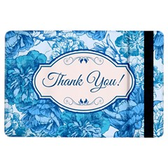 Thank You Ipad Air Flip by BangZart