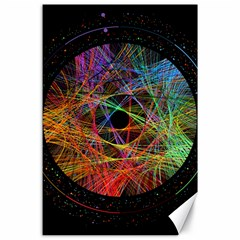 The Art Links Pi Canvas 24  X 36