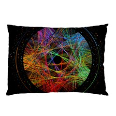 The Art Links Pi Pillow Case by BangZart