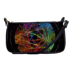 The Art Links Pi Shoulder Clutch Bags