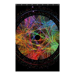 The Art Links Pi Shower Curtain 48  X 72  (small)  by BangZart