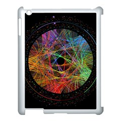 The Art Links Pi Apple Ipad 3/4 Case (white) by BangZart