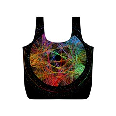 The Art Links Pi Full Print Recycle Bags (s)