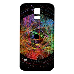 The Art Links Pi Samsung Galaxy S5 Back Case (white)