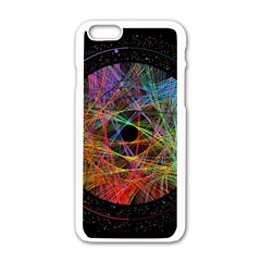 The Art Links Pi Apple Iphone 6/6s White Enamel Case by BangZart