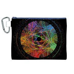 The Art Links Pi Canvas Cosmetic Bag (xl) by BangZart