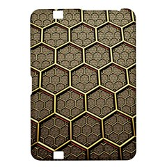 Texture Hexagon Pattern Kindle Fire Hd 8 9  by BangZart