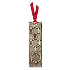 Texture Hexagon Pattern Small Book Marks by BangZart