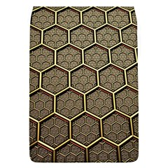 Texture Hexagon Pattern Flap Covers (l)  by BangZart