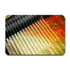 Technology Circuit Small Doormat  by BangZart