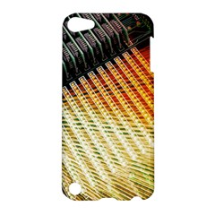Technology Circuit Apple Ipod Touch 5 Hardshell Case by BangZart