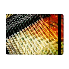 Technology Circuit Apple Ipad Mini Flip Case by BangZart