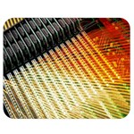 Technology Circuit Double Sided Flano Blanket (Medium)  60 x50 Blanket Front