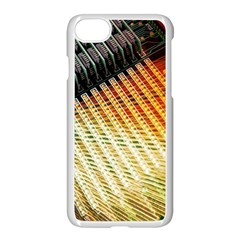 Technology Circuit Apple Iphone 7 Seamless Case (white) by BangZart