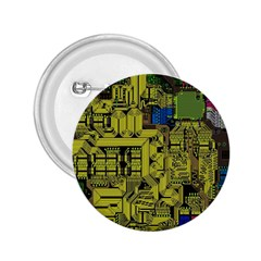 Technology Circuit Board 2 25  Buttons by BangZart