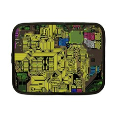 Technology Circuit Board Netbook Case (small)