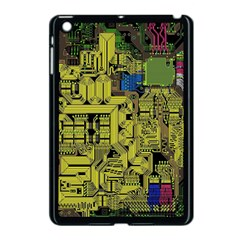 Technology Circuit Board Apple Ipad Mini Case (black) by BangZart