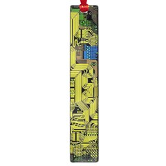 Technology Circuit Board Large Book Marks by BangZart
