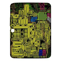 Technology Circuit Board Samsung Galaxy Tab 3 (10 1 ) P5200 Hardshell Case  by BangZart
