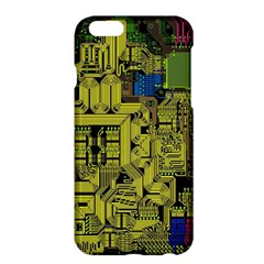 Technology Circuit Board Apple Iphone 6 Plus/6s Plus Hardshell Case