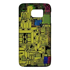 Technology Circuit Board Galaxy S6