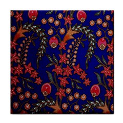 Texture Batik Fabric Tile Coasters by BangZart