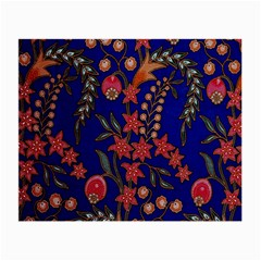 Texture Batik Fabric Small Glasses Cloth