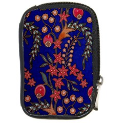 Texture Batik Fabric Compact Camera Cases by BangZart