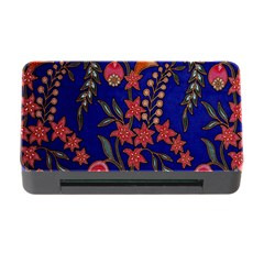 Texture Batik Fabric Memory Card Reader With Cf by BangZart