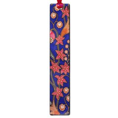 Texture Batik Fabric Large Book Marks