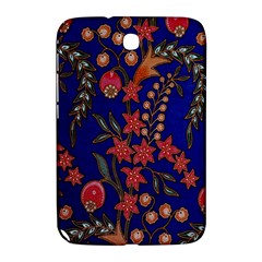 Texture Batik Fabric Samsung Galaxy Note 8 0 N5100 Hardshell Case  by BangZart