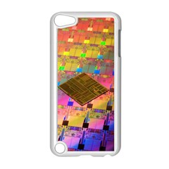 Technology Circuit Pentium Die Apple Ipod Touch 5 Case (white)