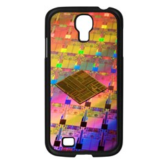 Technology Circuit Pentium Die Samsung Galaxy S4 I9500/ I9505 Case (black) by BangZart