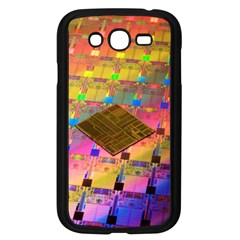 Technology Circuit Pentium Die Samsung Galaxy Grand Duos I9082 Case (black) by BangZart