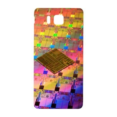 Technology Circuit Pentium Die Samsung Galaxy Alpha Hardshell Back Case by BangZart