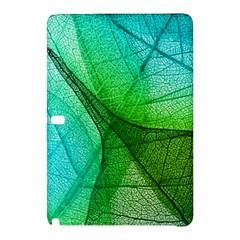Sunlight Filtering Through Transparent Leaves Green Blue Samsung Galaxy Tab Pro 12 2 Hardshell Case