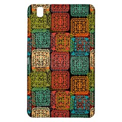 Stract Decorative Ethnic Seamless Pattern Aztec Ornament Tribal Art Lace Folk Geometric Background C Samsung Galaxy Tab Pro 8 4 Hardshell Case by BangZart