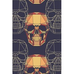 Skull Pattern 5 5  X 8 5  Notebooks by BangZart