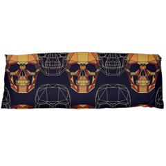 Skull Pattern Body Pillow Case Dakimakura (two Sides)